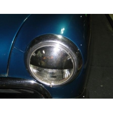 Half Moon Headlight Shields
