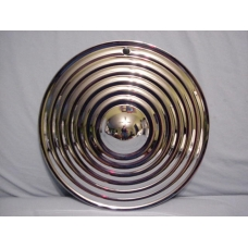 "15"" Trash Can Hub Cap"